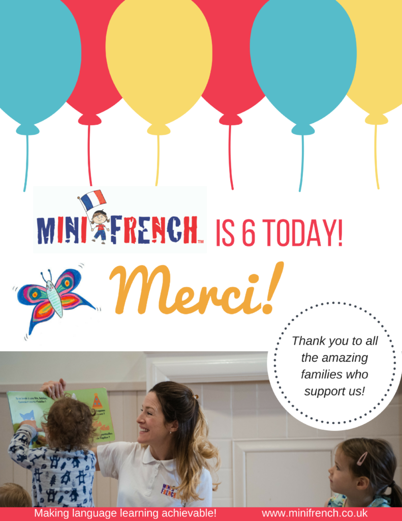 French class for children