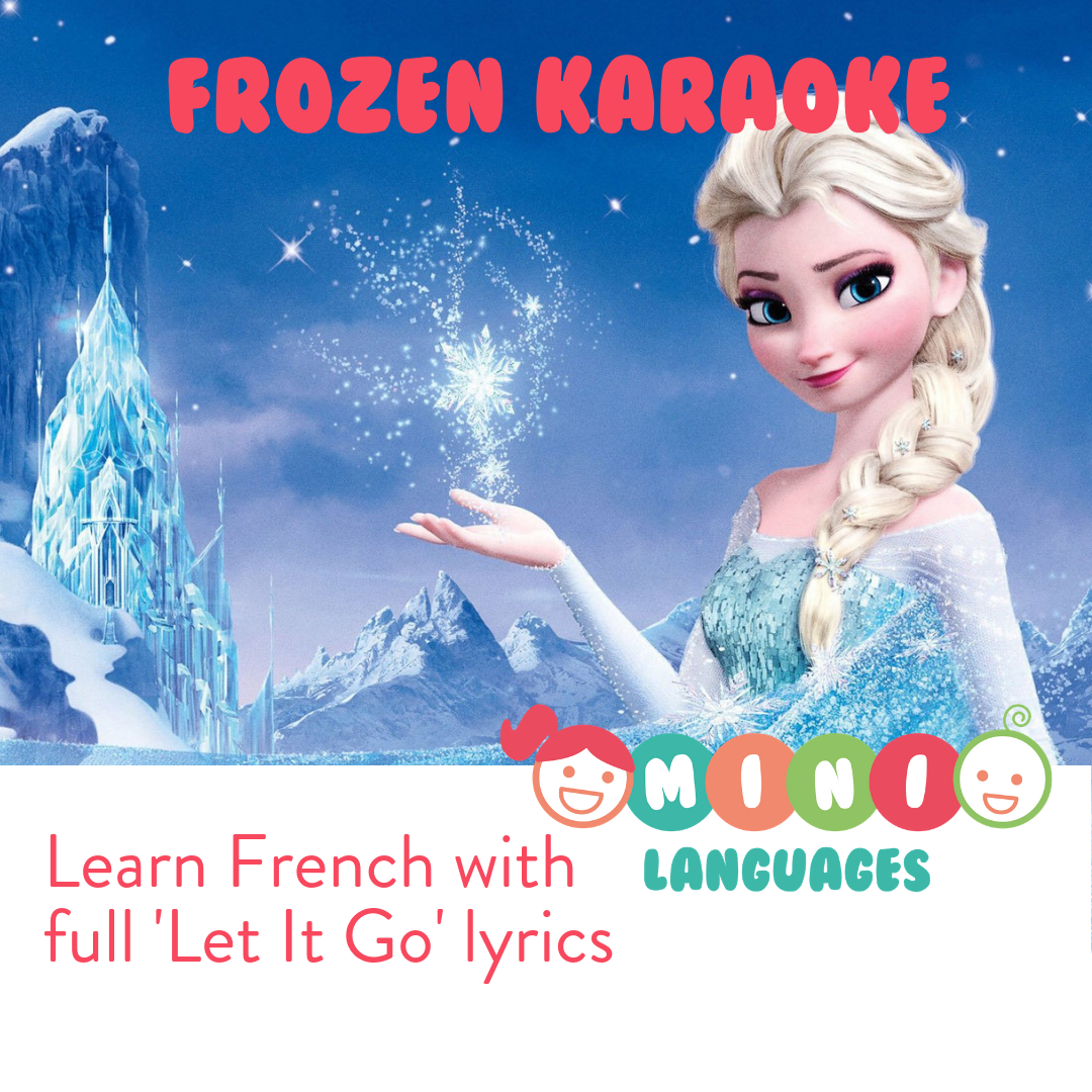 Kids French Disney Frozen