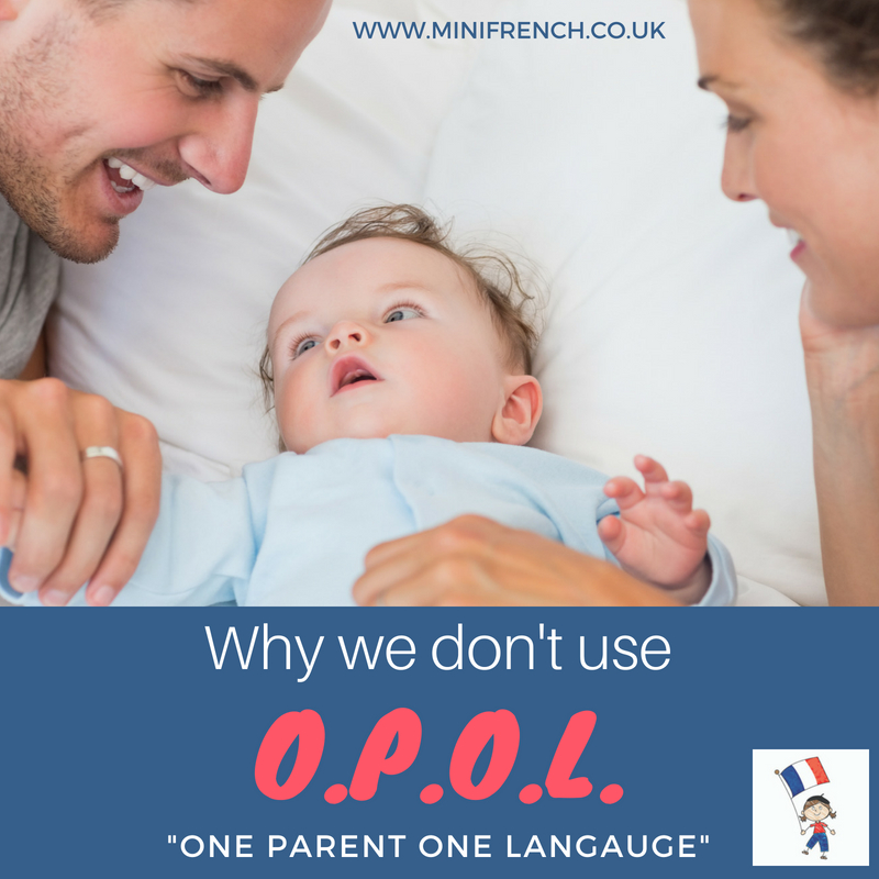 One parent one language