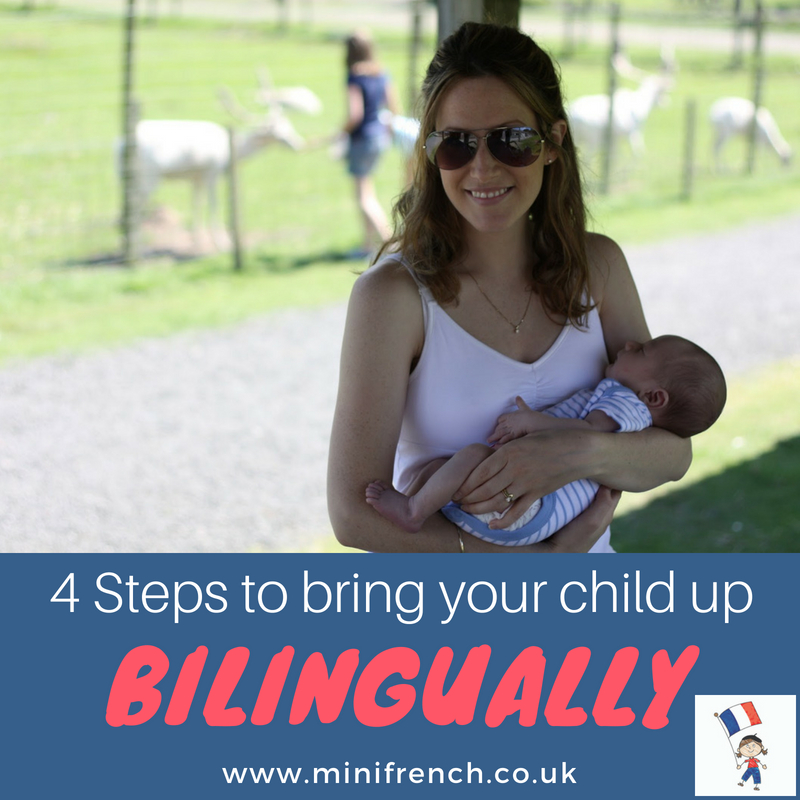 bring child up bilingually