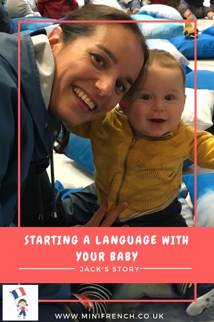 starting a language with your baby