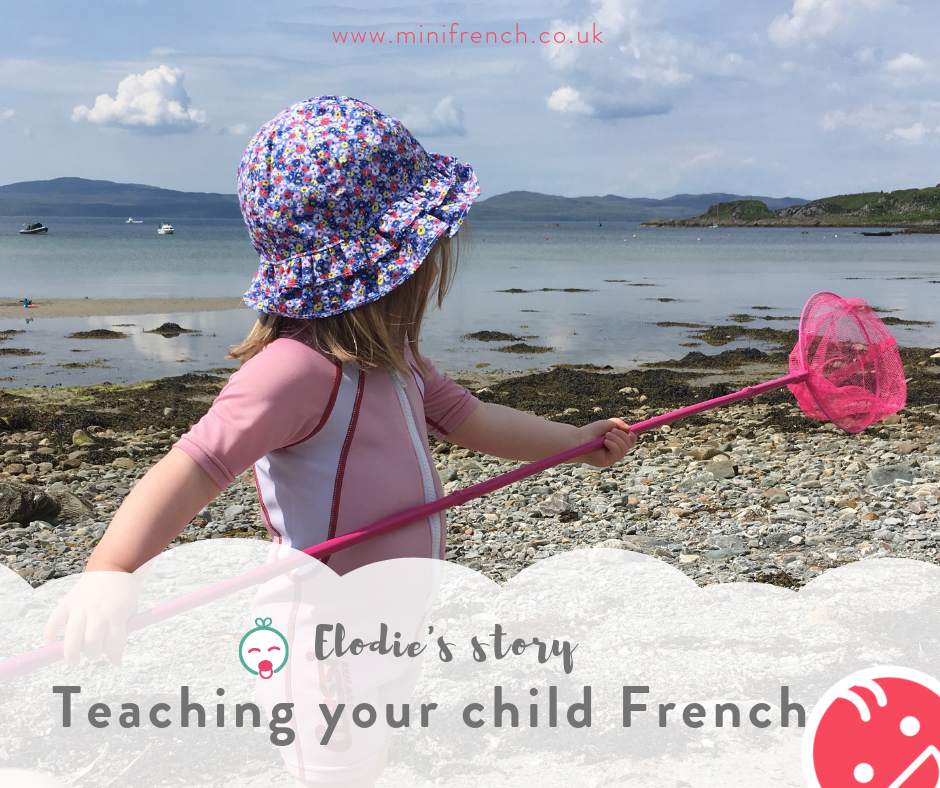 Teach my child French