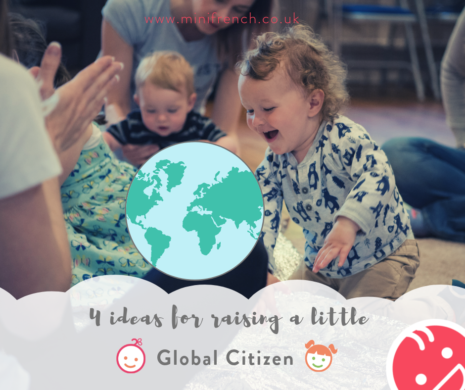 Global Citizen kids