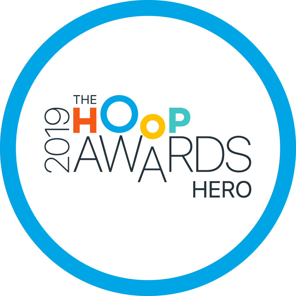 Hoop Awards 2019 - Hero Banner